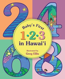 Baby's First 123 in Hawai'i