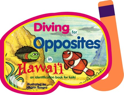 Diving for Opposites in Hawai'i