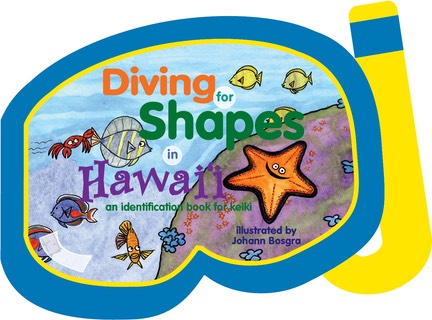 Diving for Shapes in Hawai'i