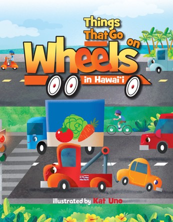 Things That Go on Wheels in Hawai'i